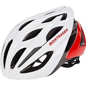 Bontrager Starvos Road Helmet trek white/viper red trek white/viper red