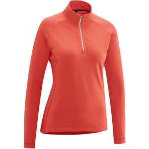 Gonso Antje Active LS Shirt Women fiery coral fiery coral