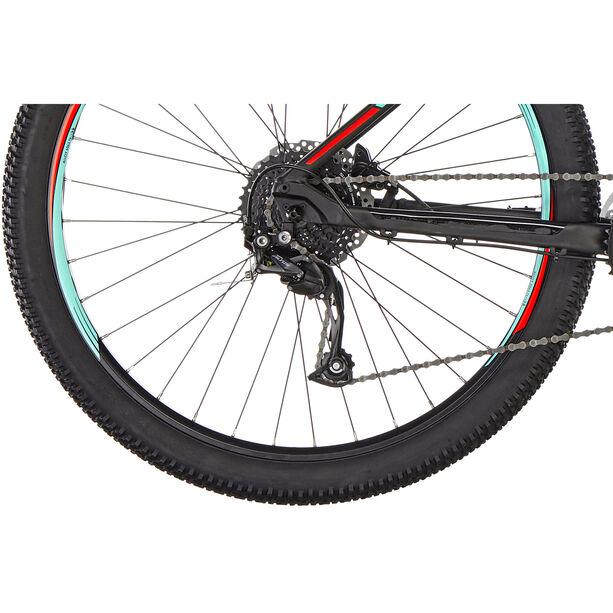 "ORBEA MX 40 27,5"" black/turqoise/red"