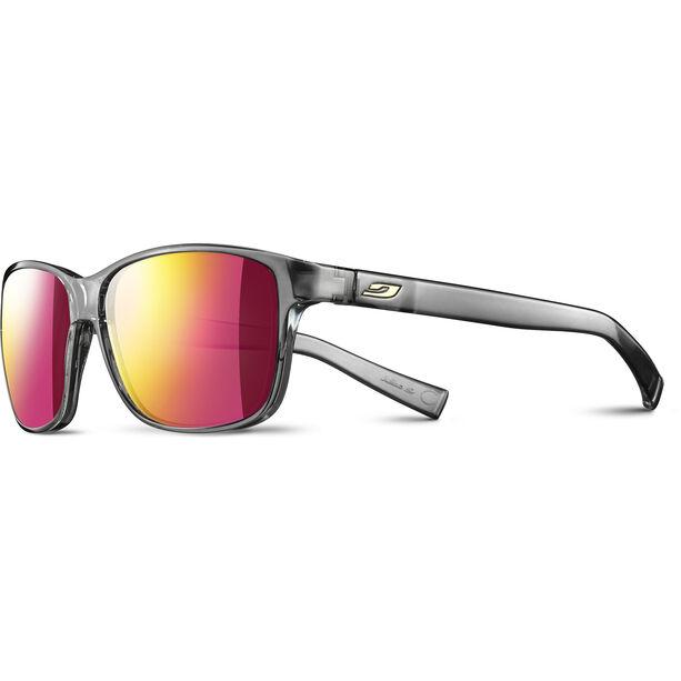 Julbo Powell Spectron 3 CF Sunglasses Men shiny grey/multilayer rosa