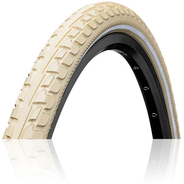 "Continental Ride Tour Tyre 28"" Draht Reflex creme/creme"