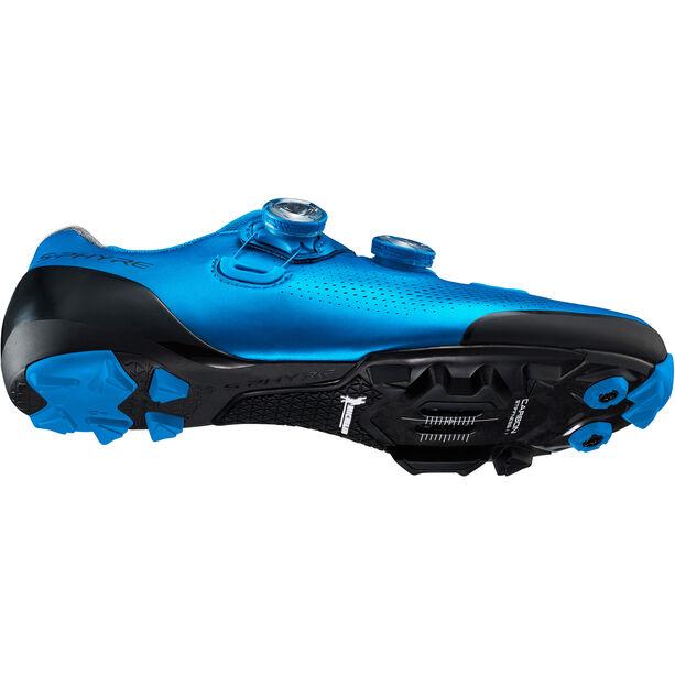 Shimano SH-XC901 Shoes Herr blue