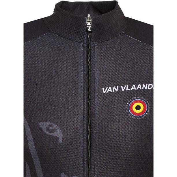 Bioracer Van Vlaanderen Pro Race Jersey Herr black