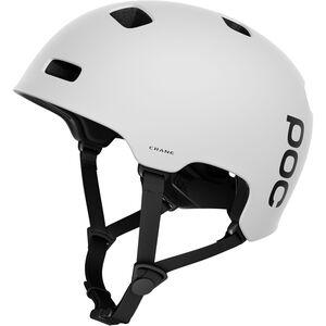 POC Crane Helmet matt white matt white