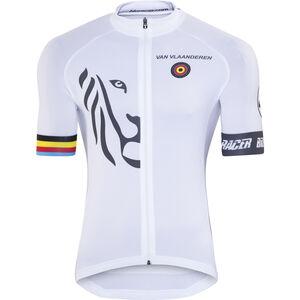 Bioracer Van Vlaanderen Pro Race Jersey Herr white white
