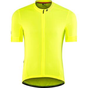 Bontrager Velocis Cycling SS Jersey Herr radioactive yellow radioactive yellow