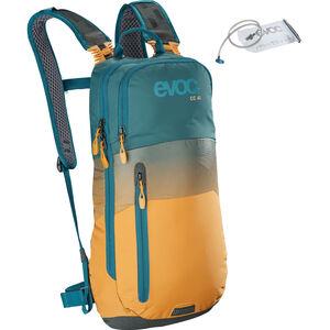 EVOC CC Lite Performance Backpack 6l + Bladder 2l petrol/loam petrol/loam