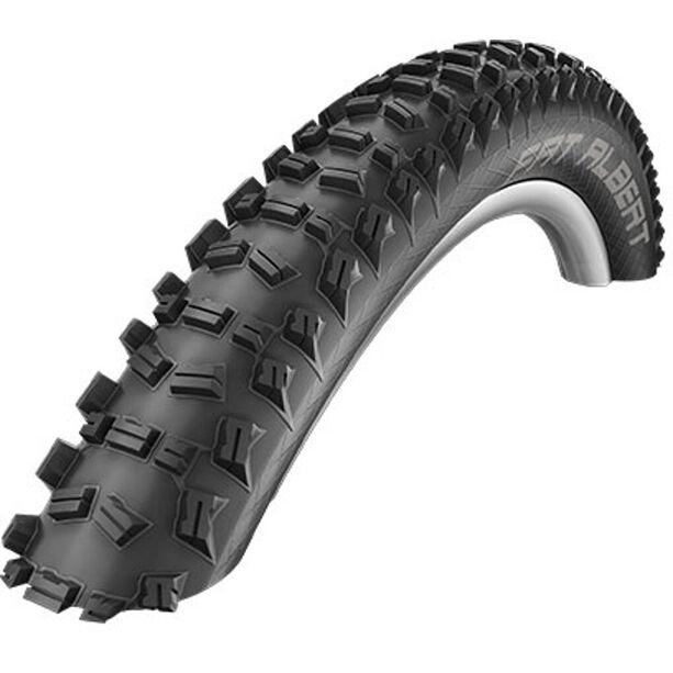 """SCHWALBE Fat Albert Rear Tyre 24"""" Foldable Evo Snakeskin Tl-Easy"""