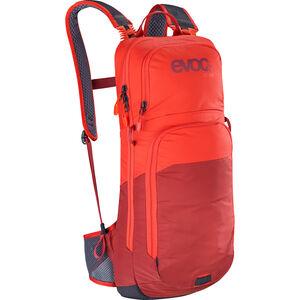 EVOC CC Lite Performance Backpack 10l orange/chili red orange/chili red