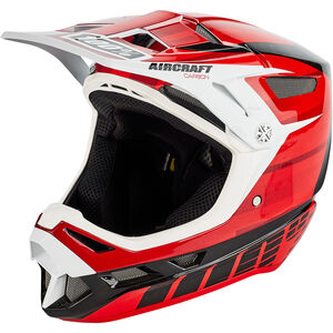 100% Aircraft DH Helmet incl. Mips dexter red dexter red