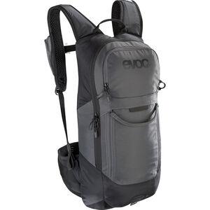 EVOC FR Lite Race Protector Backpack 10l carbon grey/black carbon grey/black
