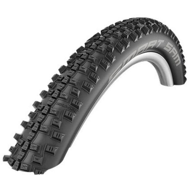 "SCHWALBE Smart Sam Wired-on Tire 26"" Addix Performance Raceguard Reflex black"