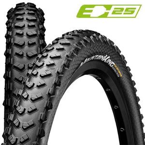 Continental Mountain King Performance 2.3 Folding Tyre 29 inches black black