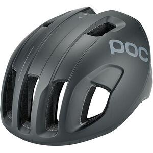 POC Ventral Spin Helmet uranium black matt uranium black matt
