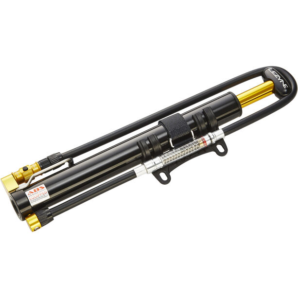 Lezyne Micro Floor Drive HVG Mini Pump glossy black