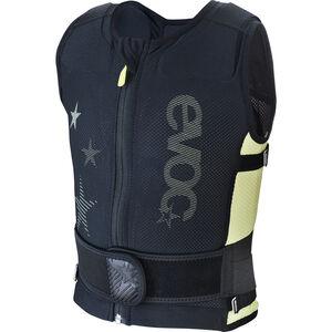 EVOC Protector Vest Barn black/lime black/lime