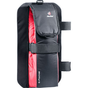 Deuter E-Pocket Battery Bag black black