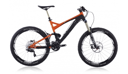 Votec All-mountain cykel