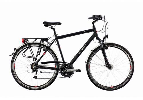 Trekkingcykel