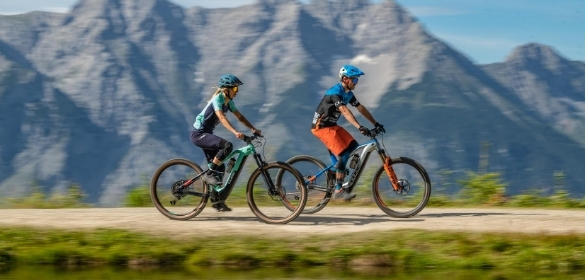 Cube EL-Mountainbikes
