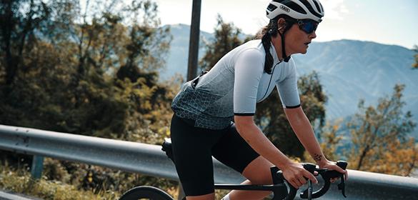 Cykling dam