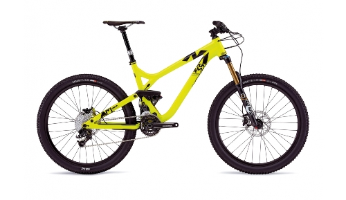 Commencal cykel