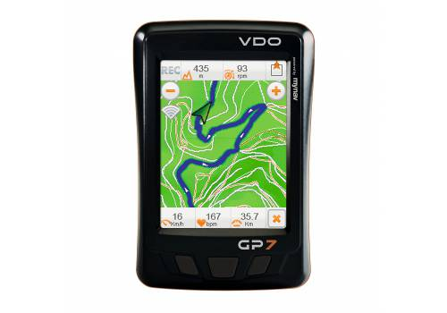 GPS för cykel