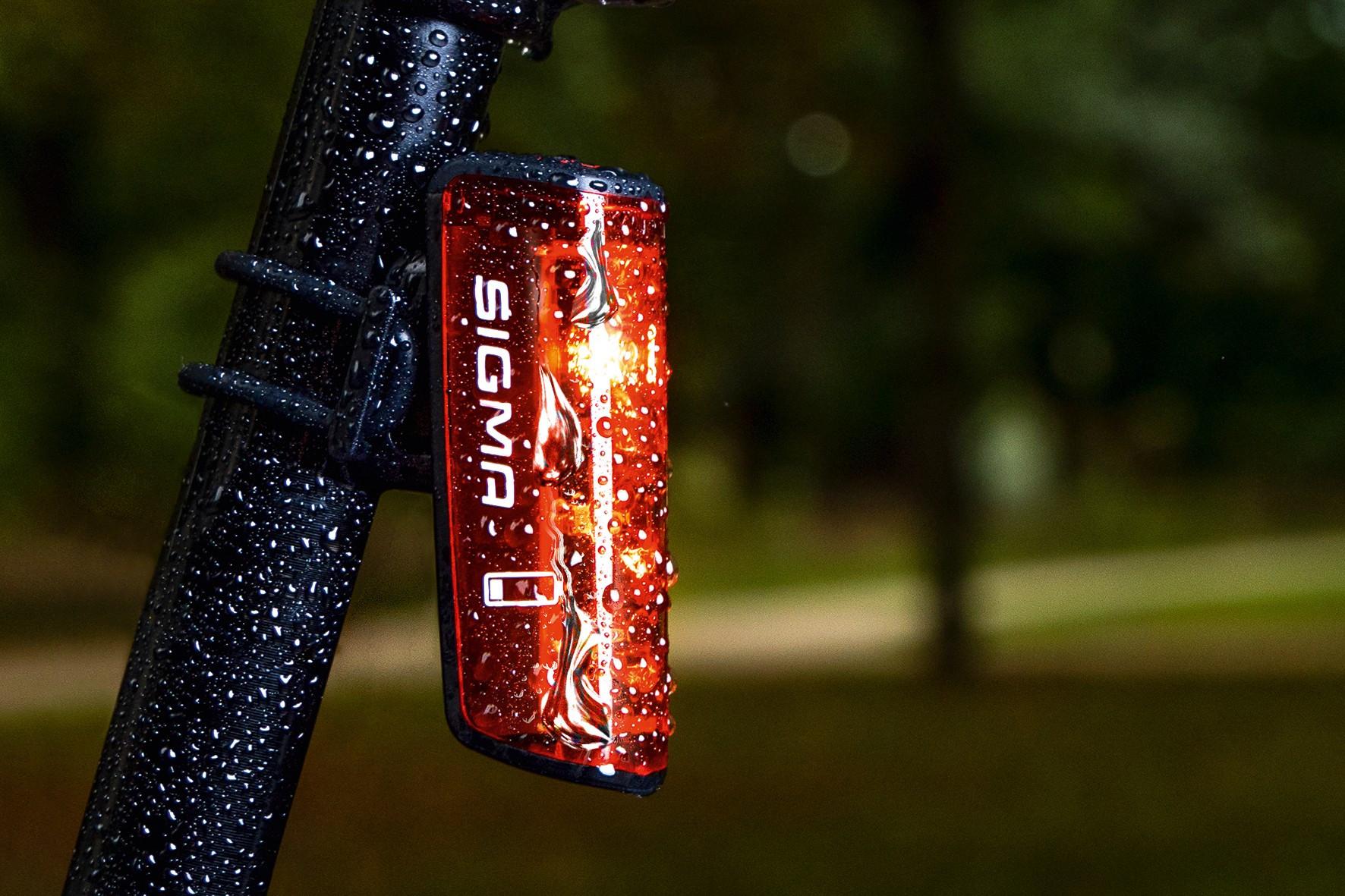 Sigma Blaze cykellampa