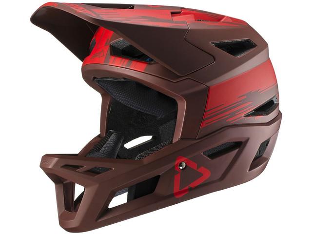 Leatt DBX 4.0 Super Ventilated Full Face Helmet