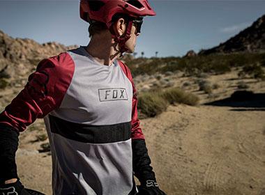 FOX Cykeltröjor