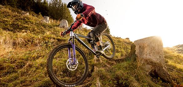 Ghost Mountainbikes