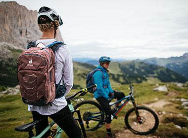 Ryggsäckar för Mountainbike