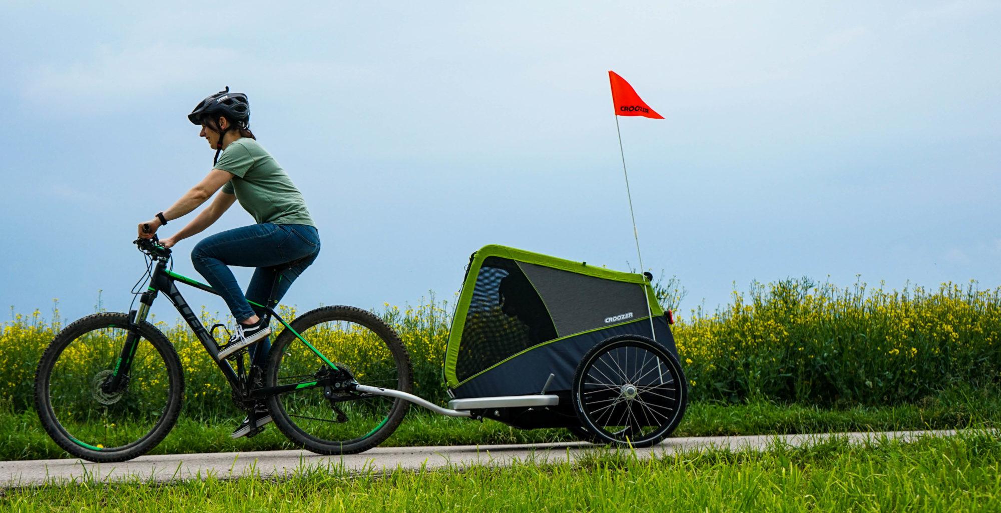Bikester testar Croozer Dog XL