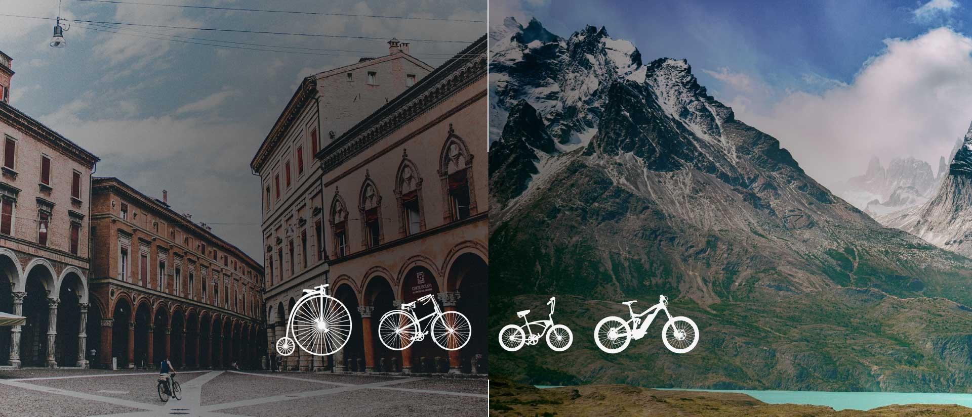 Cykelns historia
